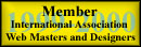 International Association Web Masters and Designers Membership Plaque